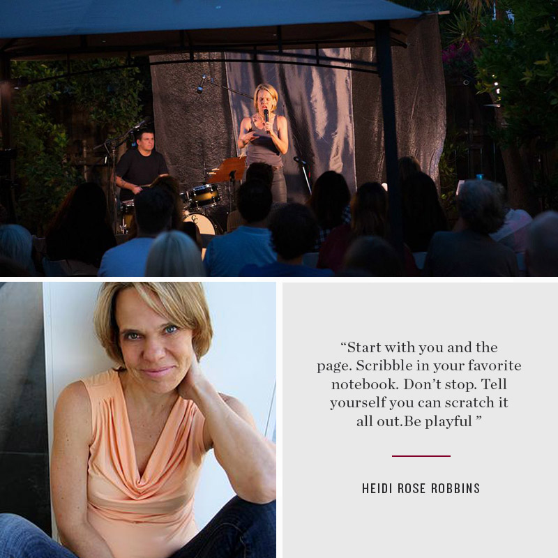 Ellen Fondiler | Pick My Brain: Heidi Rose Robbins