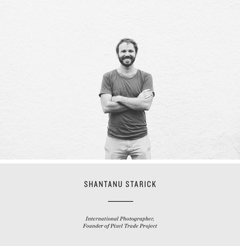 Ellen Fondiler | Read Of The Week: Shantanu Starick