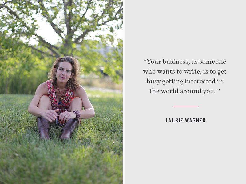 Ellen Fondiler | Pick My Brain: Laurie Wagner