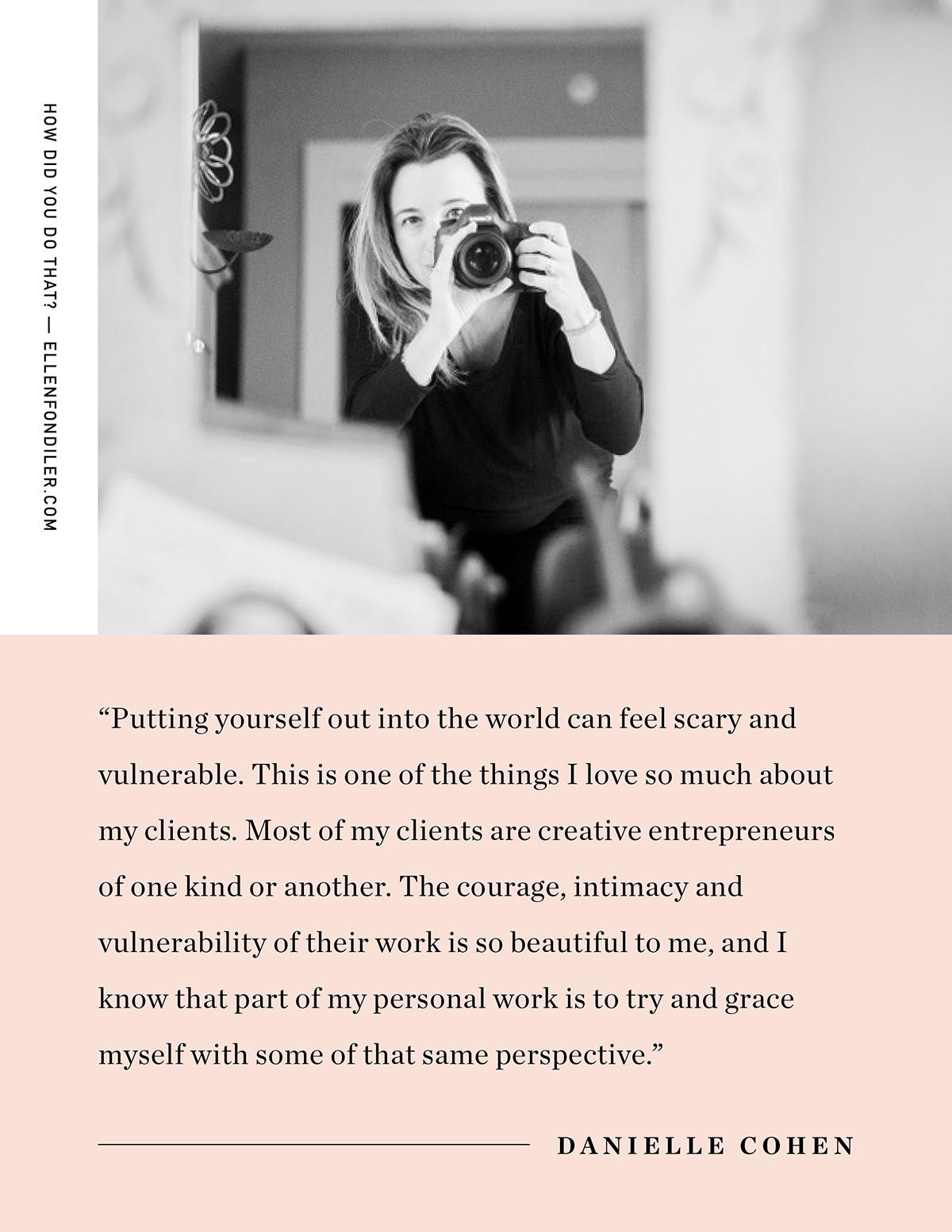 Ellen Fondiler | An Interview With Danielle Cohen