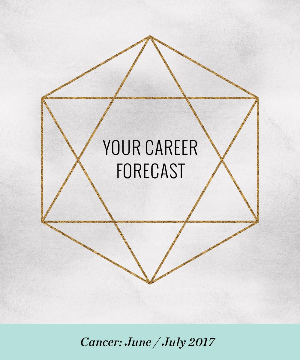 Ellen Fondiler | Career Forecast: April / May 2017
