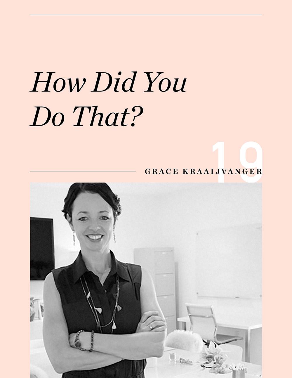 Ellen Fondiler | An Interview With Grace Kraaijvanger