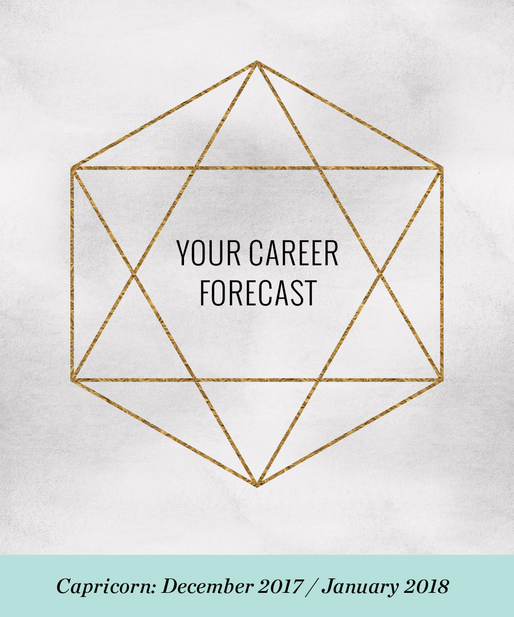 Ellen Fondiler | Your Career Forecast: December 2017 / January 2018